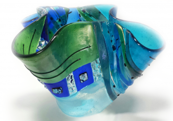 Dawn Rivera: My Journey in Glass